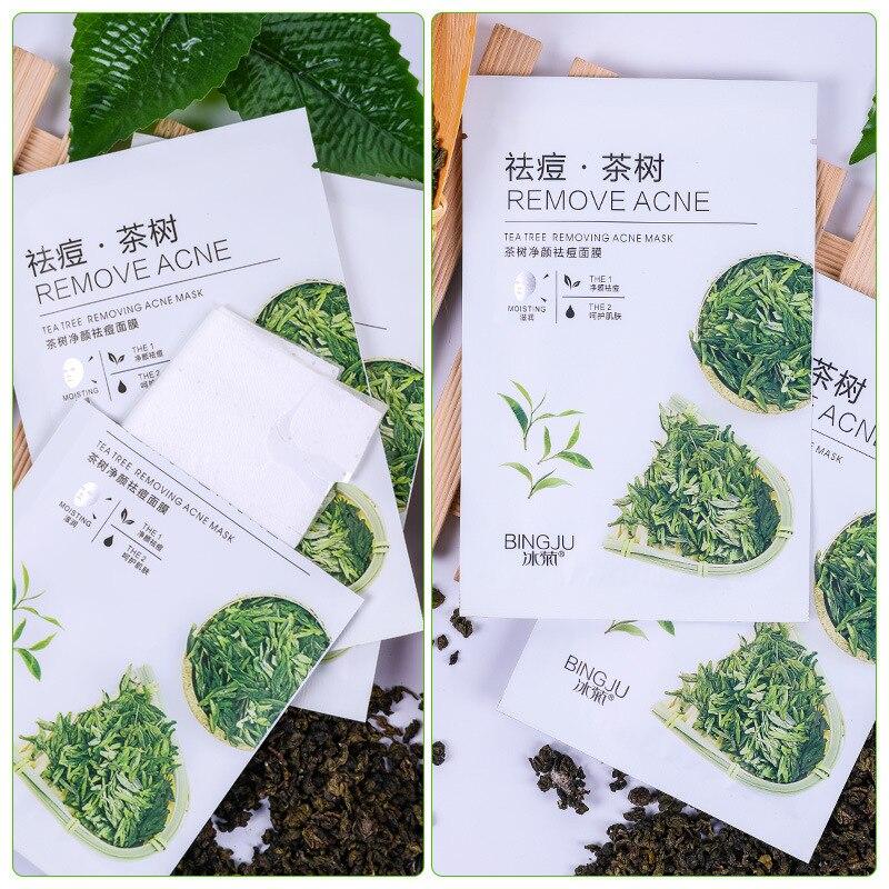 Oil control moisturizing mask Silk Mask Firming Hydrating Paste Skin Care Cosmetics Water Sensing Ni