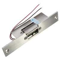 stainless door 12v dc fail safe no narrow type door electric strike lock for access control power locks security safely