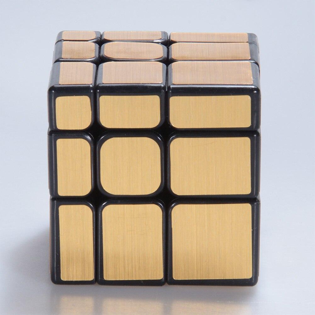Мозговой Прорезыватель матовый стикер черный фон крученое зеркало S 3x3