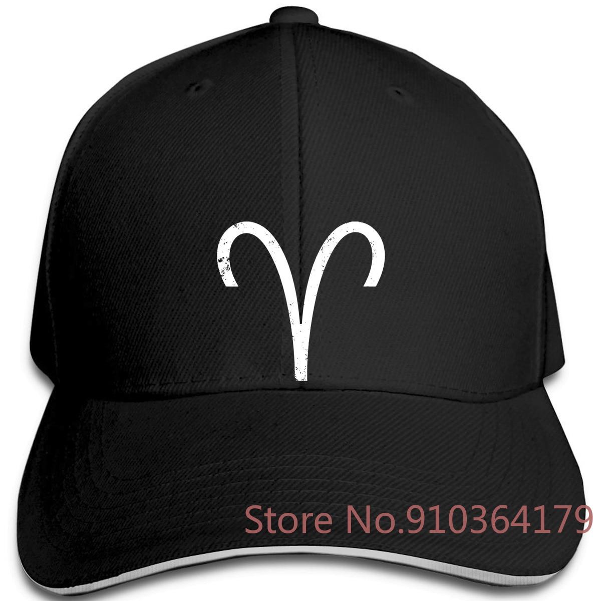 Знак зодиака ARIES Звездный знак астрология в китайском стиле Регулируемая Кепка s бейсбольная кепка для мужчин и женщин