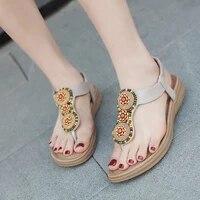 new style flat women sandals fashion shoes lightweight non slip ladies summer designer sandals