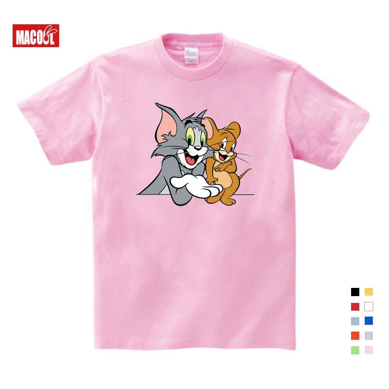 2020 Cartoon T-shirt for Kids Summer Short Sleeve Tee Tops Clothes Children Clothing Boy T Shirt Girls T Shirt недорого