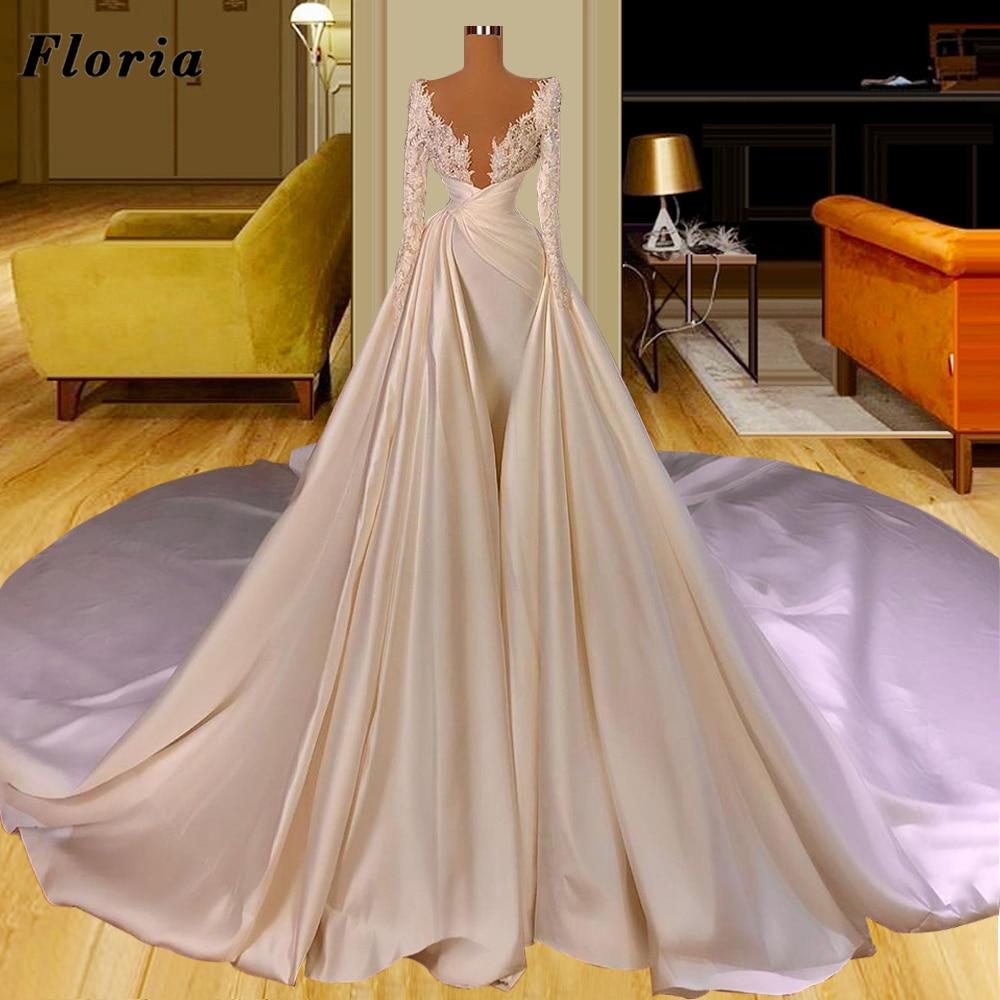 فستان زفاف من الدانتيل ، رقبة على شكل V ، مقاس كبير ، فستان زفاف أبيض ، مصلى هالتر ، حديقة ، مجموعة 2021
