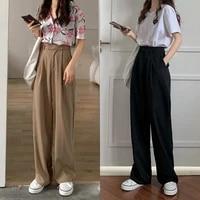 women casual loose wide leg pants 6837
