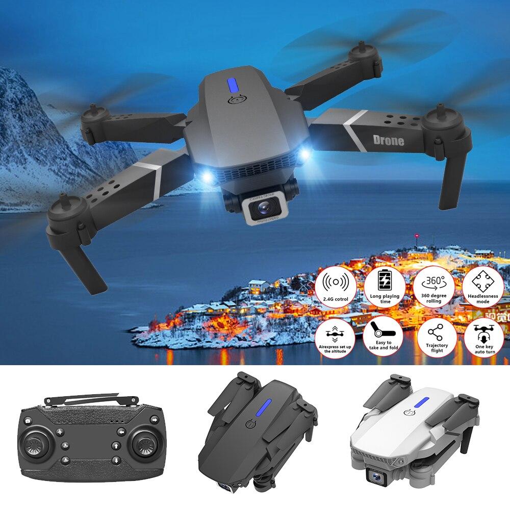 Willkey LS-E525 2,4G Drone 4k Profesional RC Quadcopter plegable juguetes Drone con...