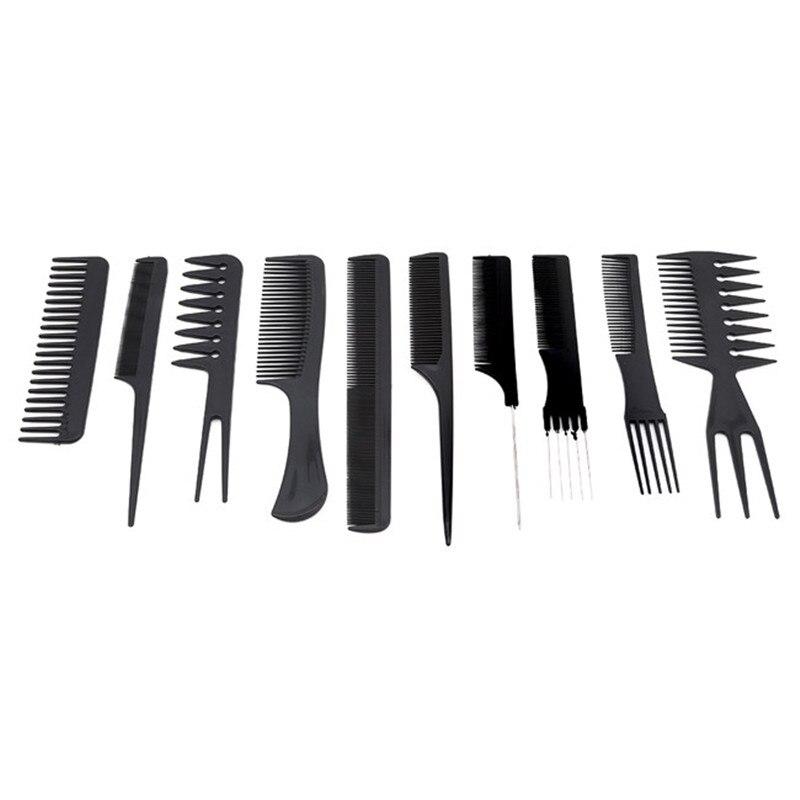Cepillo de pelo de Cerdas con mango de madera, cepillo de barba para hombres, cepillo de barba antiestático, peine para pelo con estilo, herramientas de afeitar