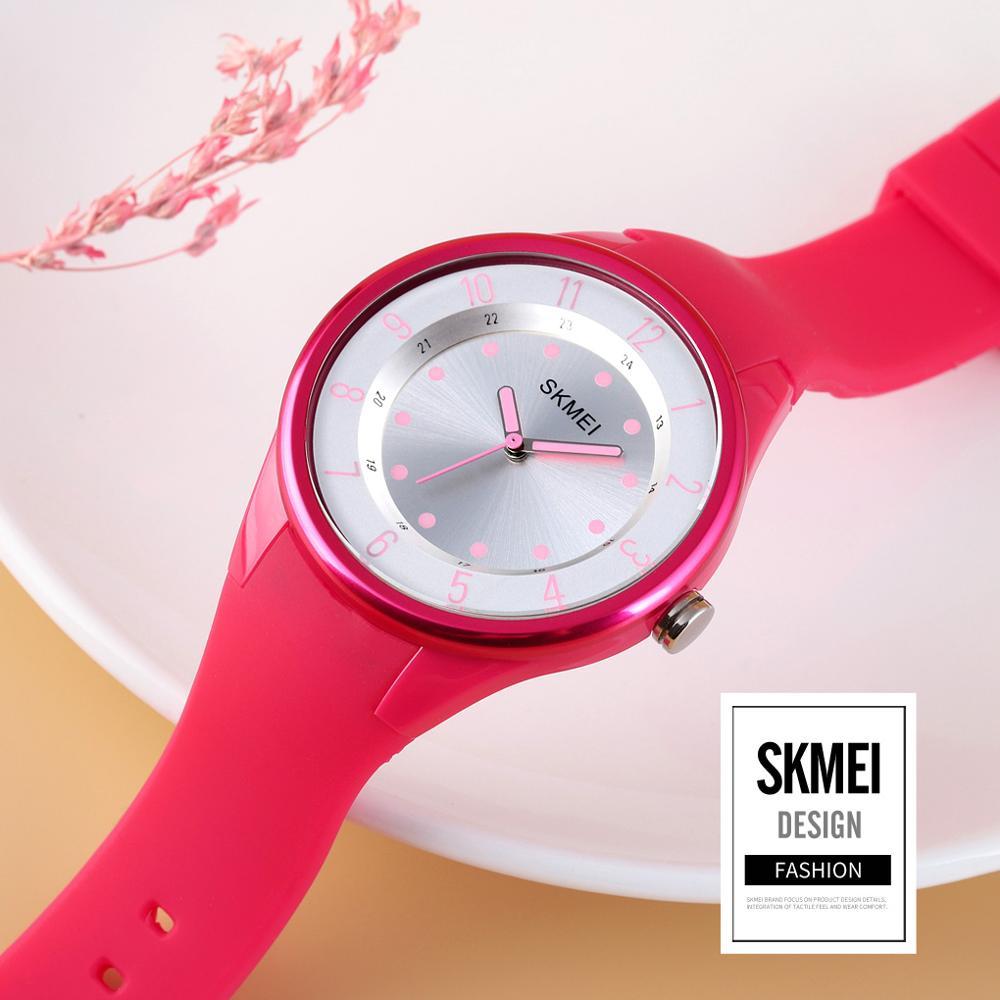 SKMEI 1590 Fashion Women's watch Casual Ladies Quartz Watches Top Brand Luxury Girls Female Clock Montre Femme Sports Watches enlarge
