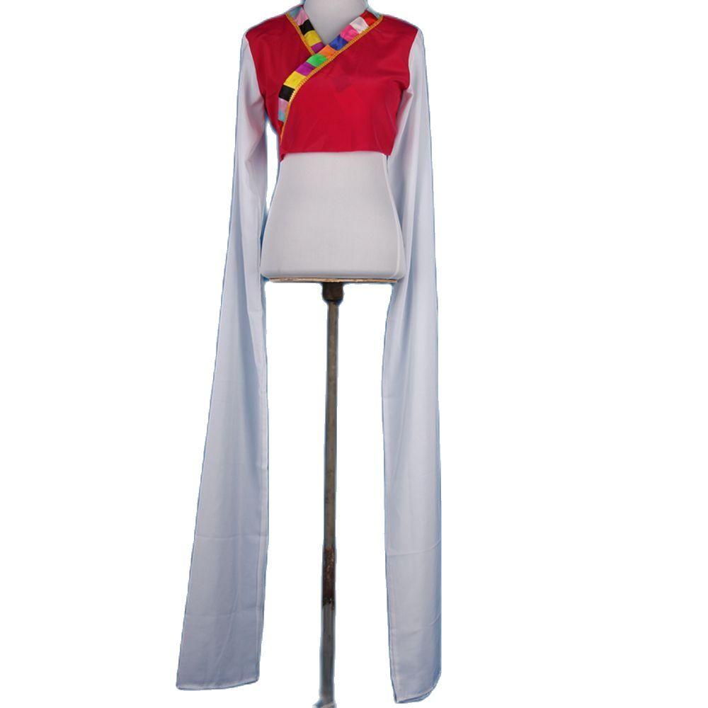 Одежда для занятий тибетским танцом; Одежда для занятий водными рукавами; Классическая Одежда для танцев; Одежда для танцев без вилки