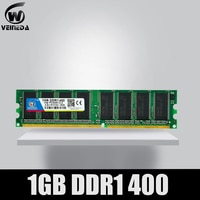 VEINEDA DDR1 1gb Ram ddr 400 PC3200 ddr400 For AMD Intel Motherboard Compatible ddr 333 PC2700