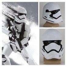 Star Wars Luke Skywalker Imperial Stormtrooper Maschere Cosplay Il Truppe dassalto Maschera In Lattice Copricapi Casco Del Partito Puntelli di Halloween