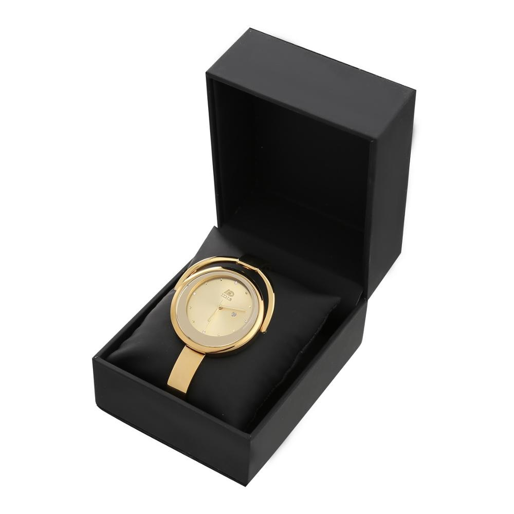 logo Idis leather watch fashion designer Wristwatches Ladies student women watch enlarge
