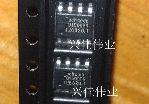 10 unids/lote TD1509PR TD1509 SOP8 SOP-8 TD1509P SMD nuevo original en Stock