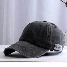Femmes hommes Couple été coton casquette de Baseball Alphabet lettre broderie couleur unie Harajuku Hip Hop rue Snapback chapeau