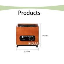 Machine de désinfection à lozone décoration de la maison en plus de formaldéhyde générateur dozone bureau purificateur dair à ions négatifs 220V