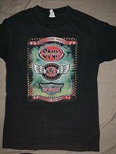 Styx Reo Speedwagon 38 spécial 2009 Concert t-shirt homme S taille petit Euc