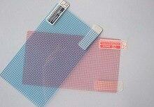10 pièces/lot 7 pouces 7 universel HD clair Anti-éblouissement mat LCD écran protecteur grille de protection films pour téléphone tablette GPS