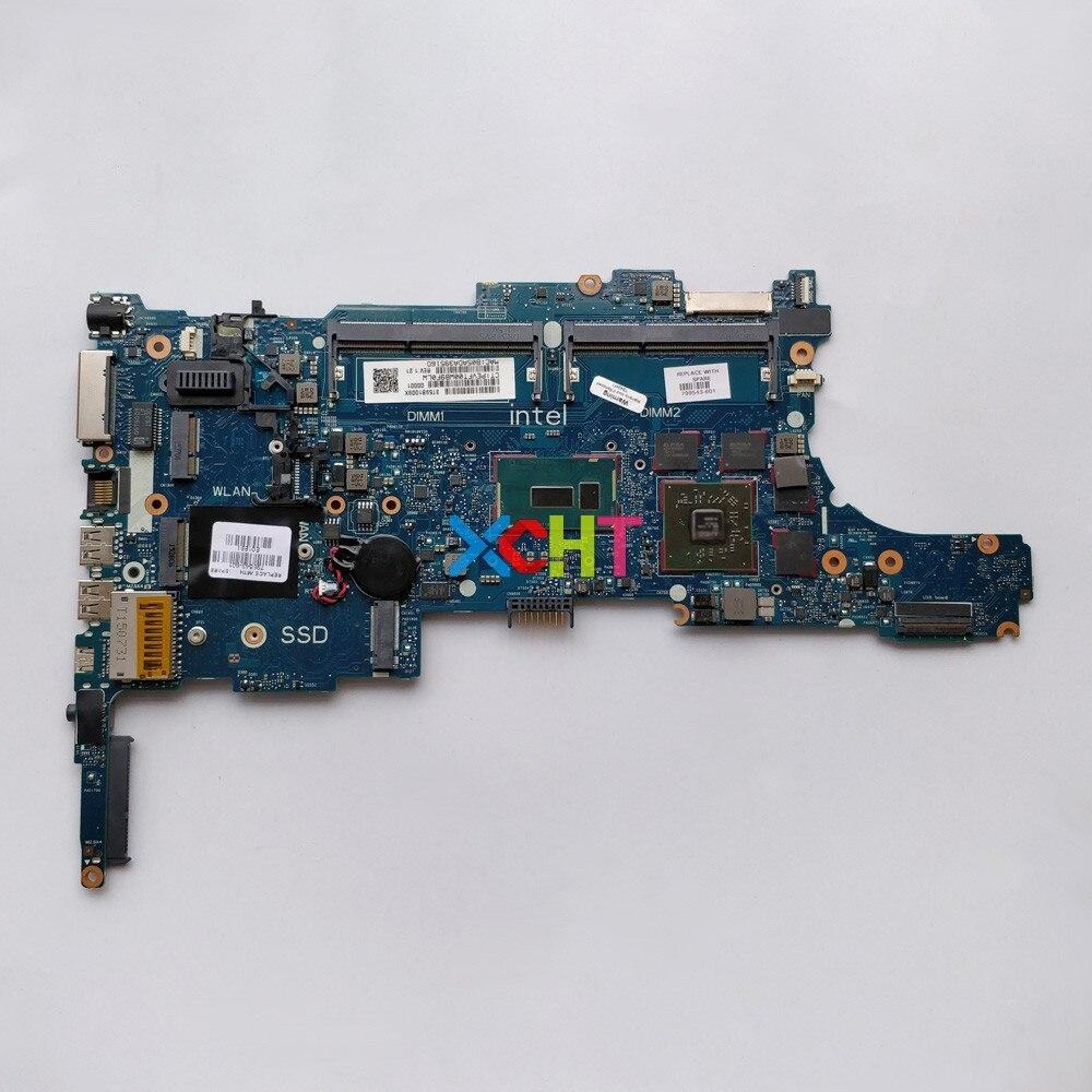 799543-001 799543-501 799543-601 6050A2637901-MB-A02 w i7-5600U CPU R7 M260X GPU ل HP EB 750 850 G2 الكمبيوتر الدفتري اللوحة