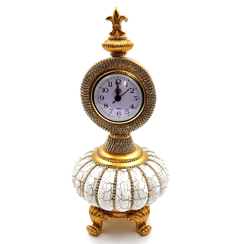 Quadros islâmicos, relógio de mesa, relógios de mesa, decoração, objetos, prata de cristal, árabe, presentes de negócios, casamento muçulmano, tulipa