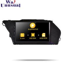 Autoradio Android 9.0 Car GPS Navigation For Mercedes-Benz GLK X204 (2008 2009 2010 2011 2012) Auto Radio Player Head Unit  MP4