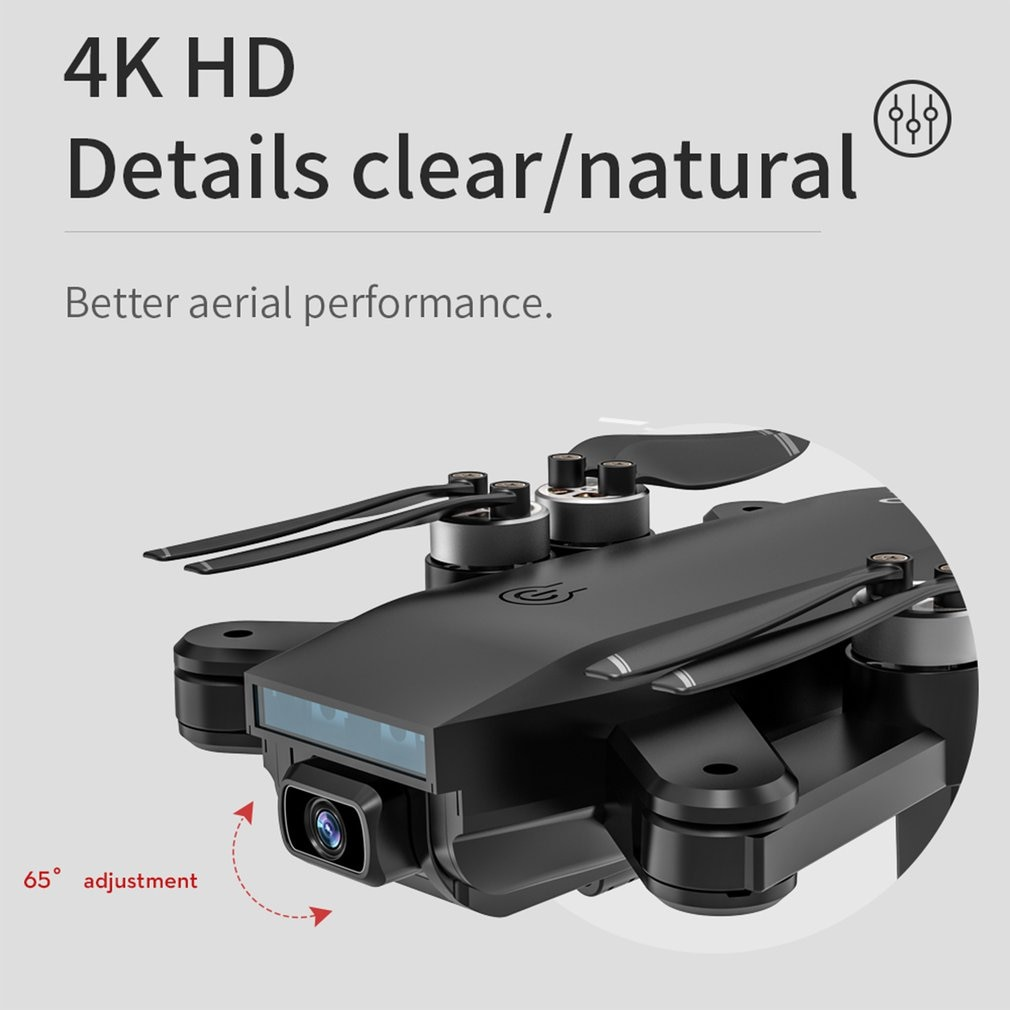 SG700 RC Mini Drone 5G Optical Flow GPS Positioning Dual Camera 4K High Definition Aerial Vehicle Helicopter enlarge