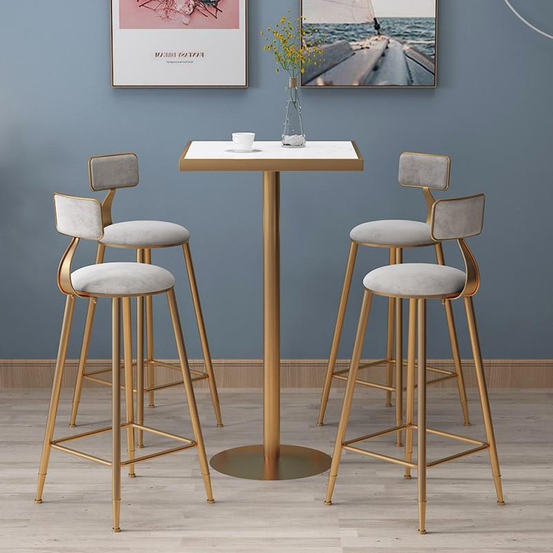 Muebles журнальные столы, круглые столы для высоких ножек, балкона, журнального столика, низкие круглые столы для пикника