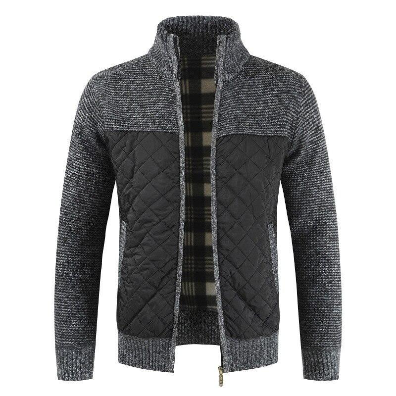 Мужские свитеры, сезон весна-осень-зима 2020, теплый вязаный свитер, куртки, кардиган, пальто, Мужская одежда, повседневная трикотажная одежда