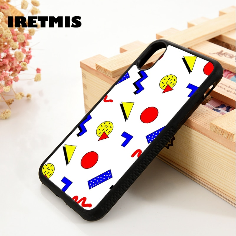 Iretmis 5 5S SE 6 6S Weiche TPU Silikon Gummi telefon fall abdeckung für iPhone 7 8 plus X Xs 11 Pro Max XR Katze Kätzchen Wolke Muster