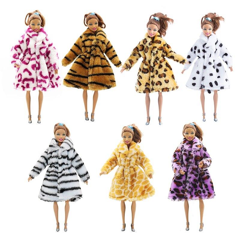 Für Original Barbie Puppe Kleidung Zubehör DIY Mode Handgemachte Party Mädchen Stil Tragen Bluse Kleid Rock für 29cm Puppen set