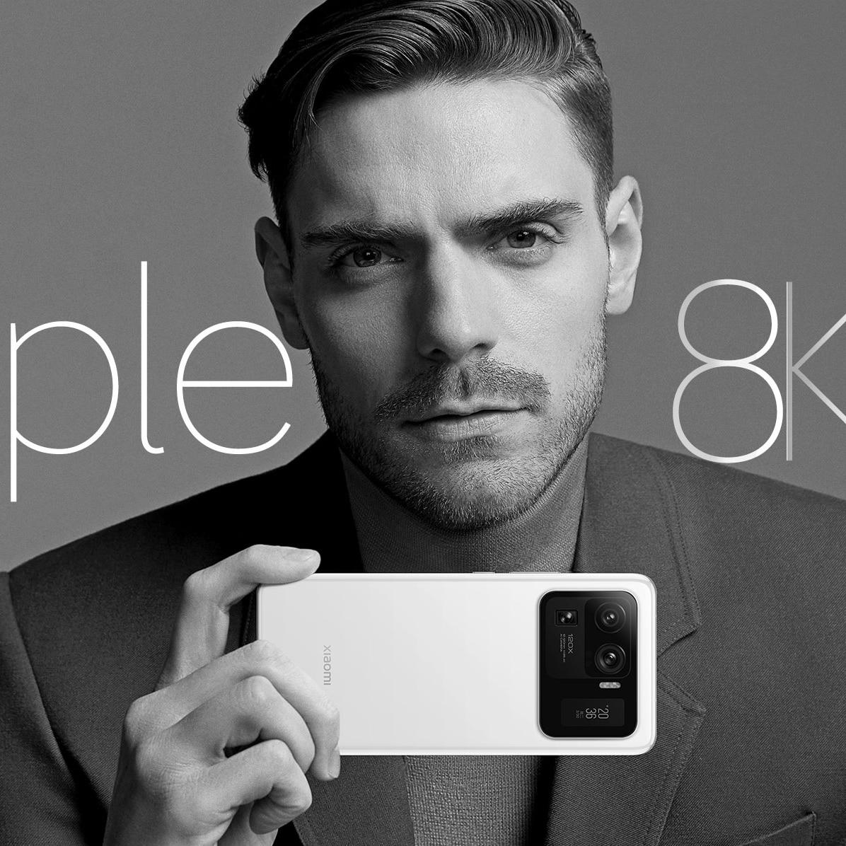 Global ROM Xiaomi Mi 11 Ultra 5G Smartphone Snapdragon 888 50MP Camera 120HZ AMOLED Display 5000mAh 67W Fast Charge NFC enlarge