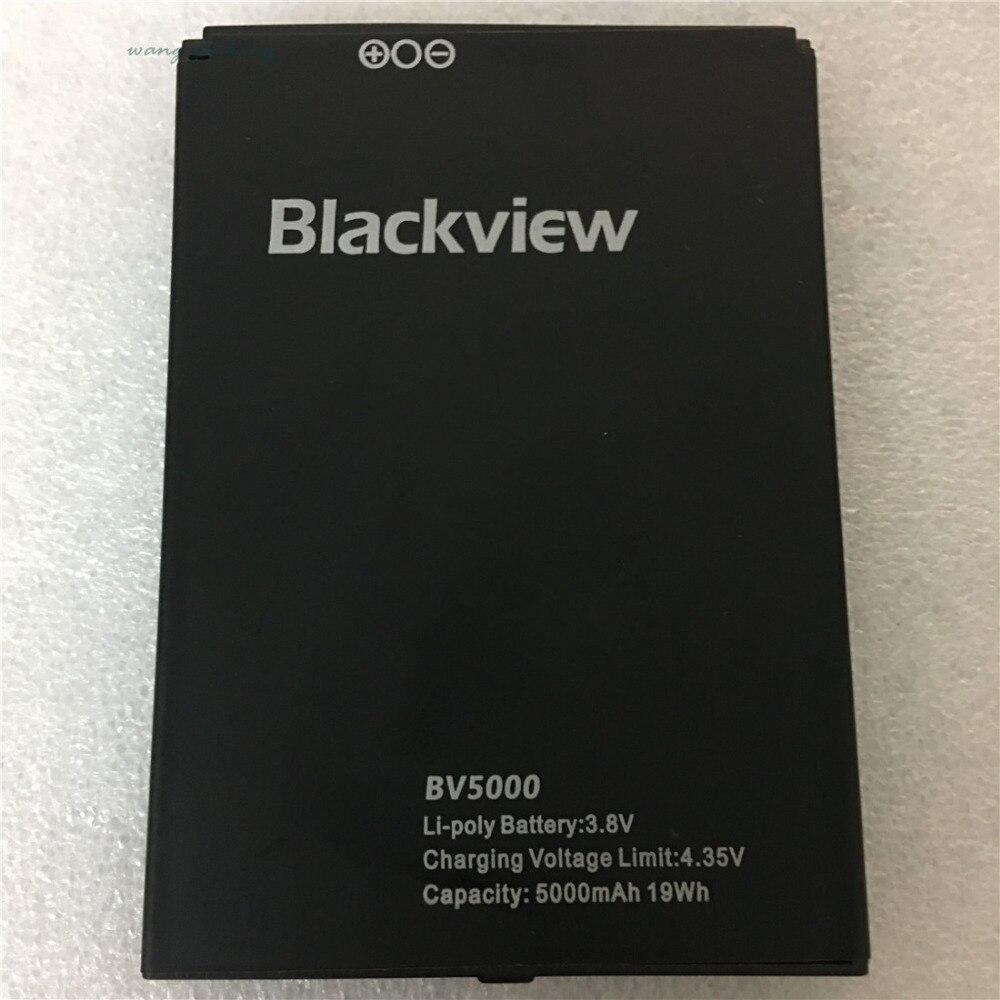 High Quality 100% Original Backup Blackview BV5000 Battery For Blackview BV5000 Smart Mobile Phone недорого