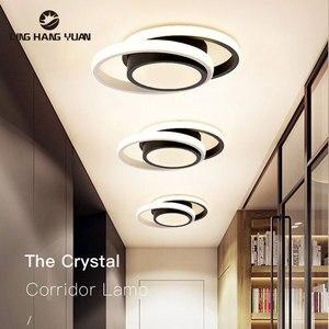 Decoration Modern Led Ceiling Light Small Ceiling Lamp for Aisle Lamp Living orom Bedroom DIning room Corridor Lighting Fixturse