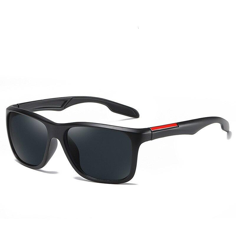 Новинка 2021, модные мужские солнцезащитные очки OLOEY, брендовые большие квадратные солнцезащитные очки для мужчин и женщин, черные солнцезащи...