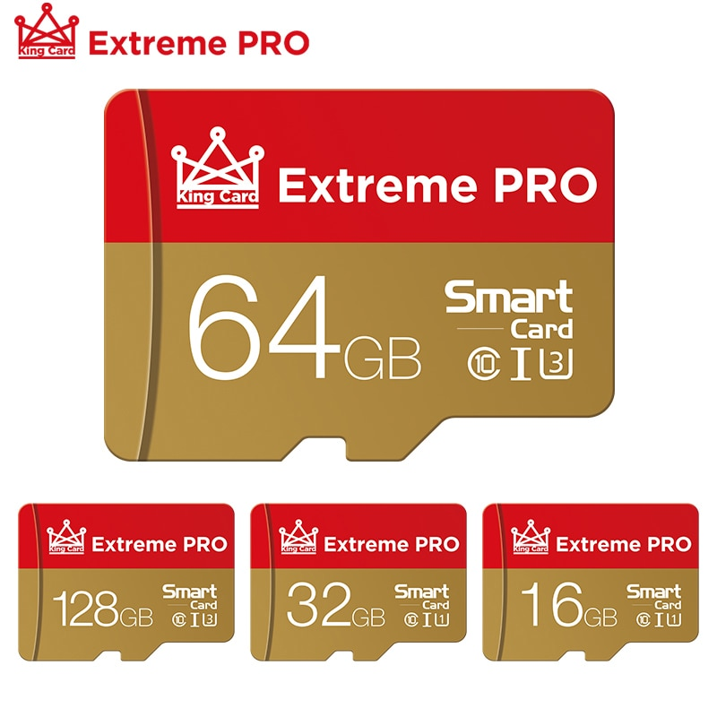 Free shipping Class 10 gold micro sd card 8GB 16GB 32GB 64GB 128GB microsd Memory Card Microsd SD us