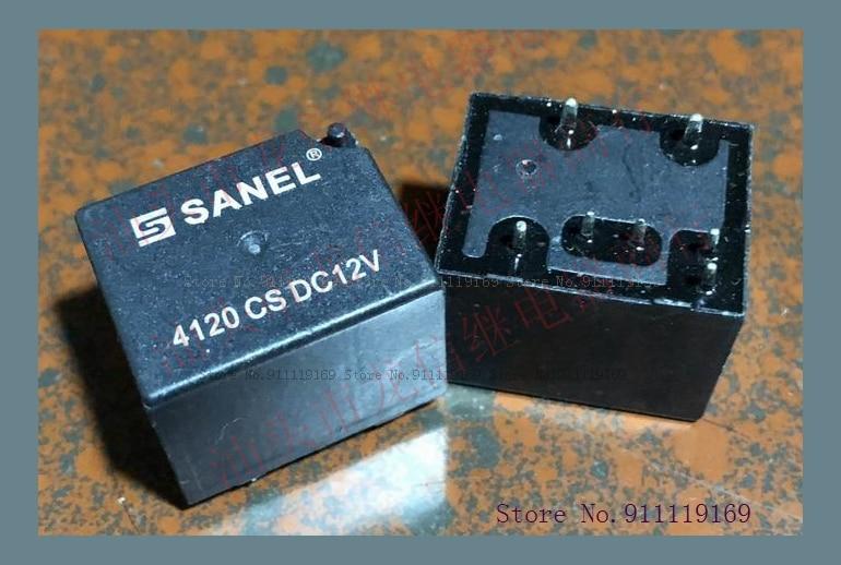 4120 CS DC12V 4119-1C-7P-11MM o velho