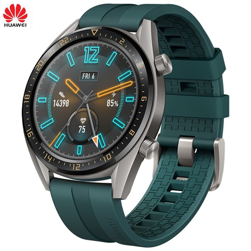 99% NEW Huawei Smart Watch GT GPS Heart Rate monitoring Smart Sport Band SmartWatch 14Days Last Heart Rate Smart Tracker Watch