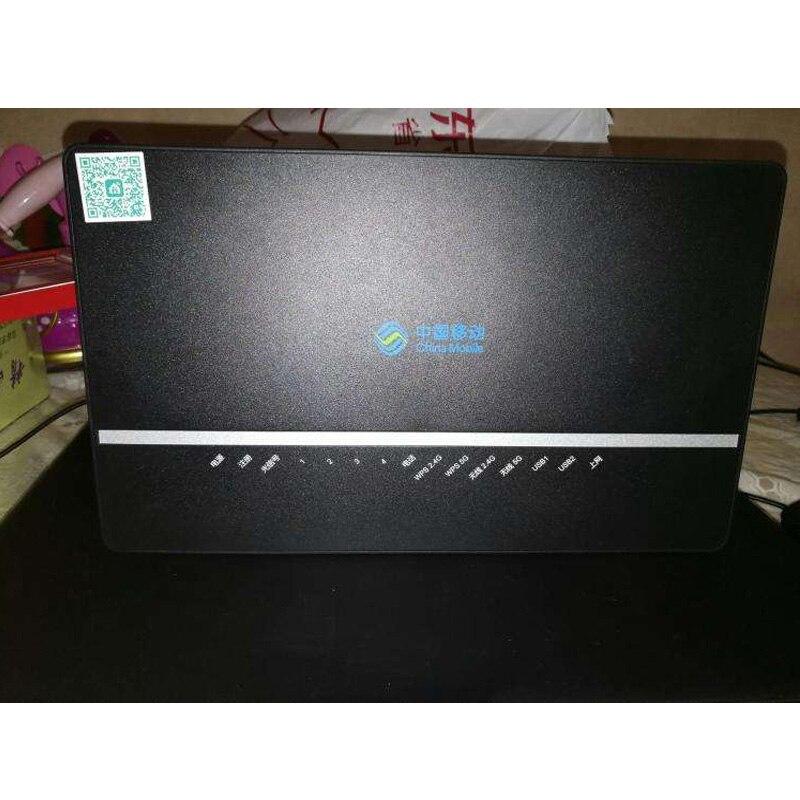 4 Uds Dual-banda G-140W-C 2,4G/5G GPON ONU WIFI puertos LAN Alcatel Lucent