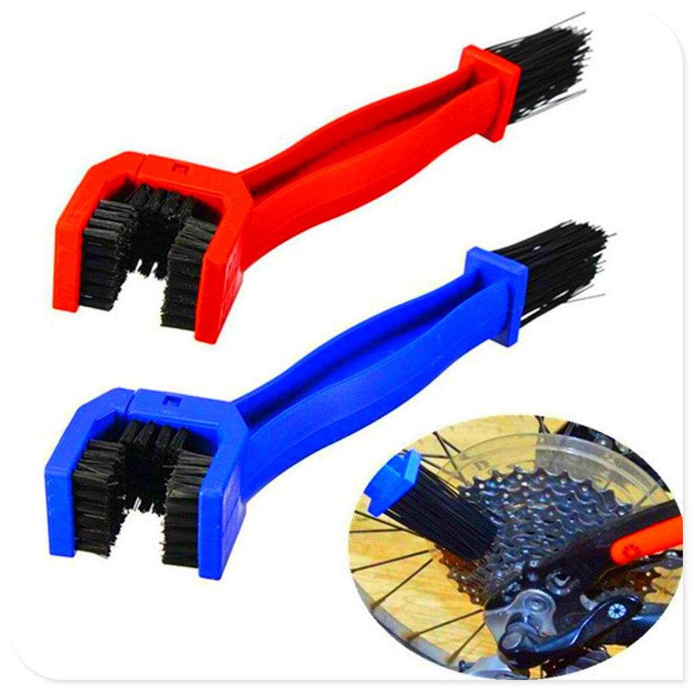 Cepillo de cadena para motocicleta, herramienta de limpieza Grunge para KTM Duke 1290 SupeR R GT 200 RC200 390 C390 250 690 690