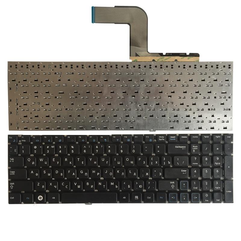 Русская клавиатура для ноутбука Samsung RV509 RV511 NP-RV511 RV513 RV515 RV518 RV520 NP-RV520 RU, черная клавиатура