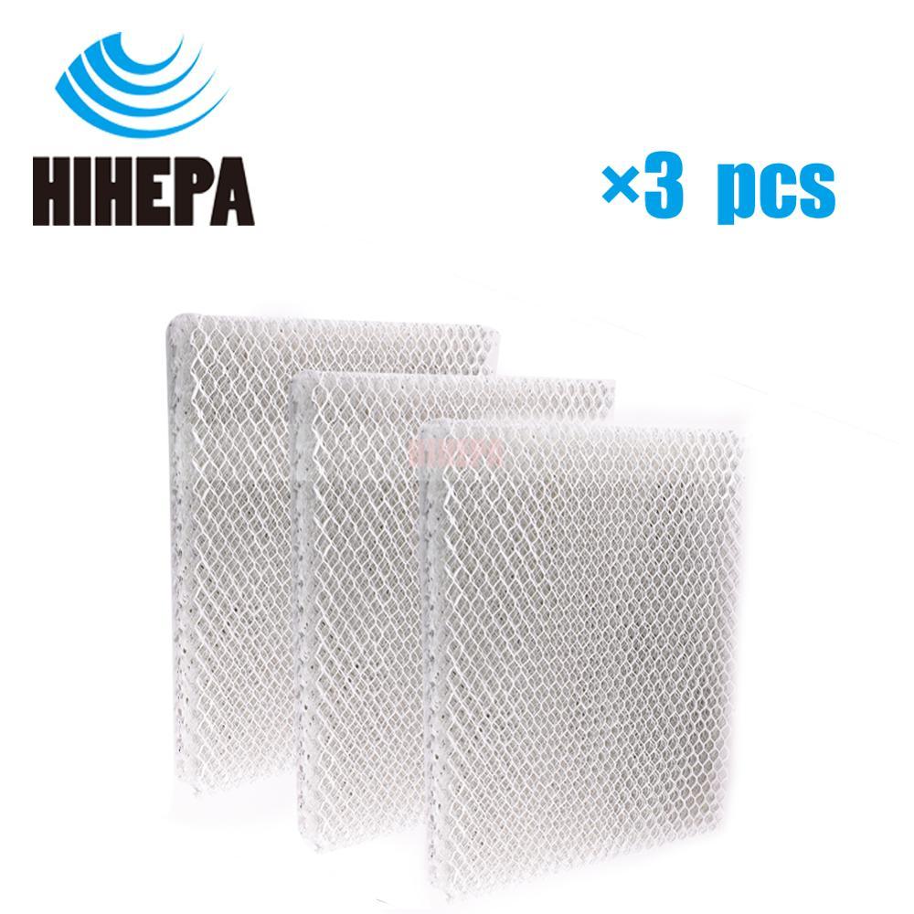 3 قطعة هانيويل هوم HC26P البيت كله المرطب الوسادة ورقة مكافحة الميكروبات طلاء متوافق مع HE200 HE250 أبريلير 350 360