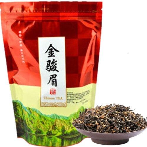 China Überlegene qualität Wuyi Jinjunmei Schwarzer Tee EINE 250g Chinesischen Kim Chun Mei tee Beste Lapsang souchong Jin juni mei Grünen Oolong-