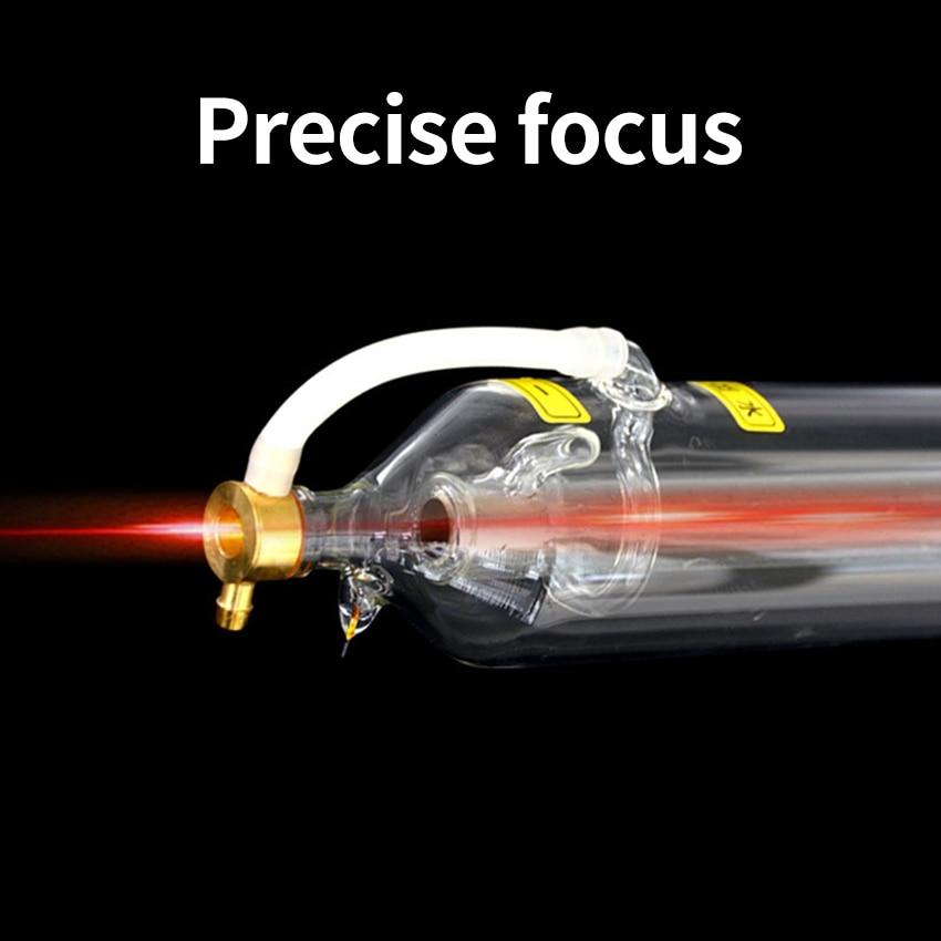 0133 Veci CO2 ليزر أنبوب معدني رئيس 1000 مللي متر 50 واط Dia.50 أنبوب من الزجاج مصباح ل CO2 النقش بالليزر قطع آلة