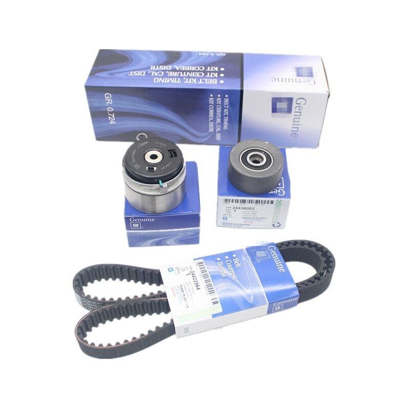 3pcs/set Original Timing belt tensioner for Chevrolet AVEO CRUZE ORLANDO OPEL ASTRA ZAFIRA 24422964 55574864 24436052