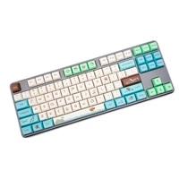 g mky 135 xda keycaps pbt dye sublimated xda profile for filcoduckikbc mx switch mechanical keyboard