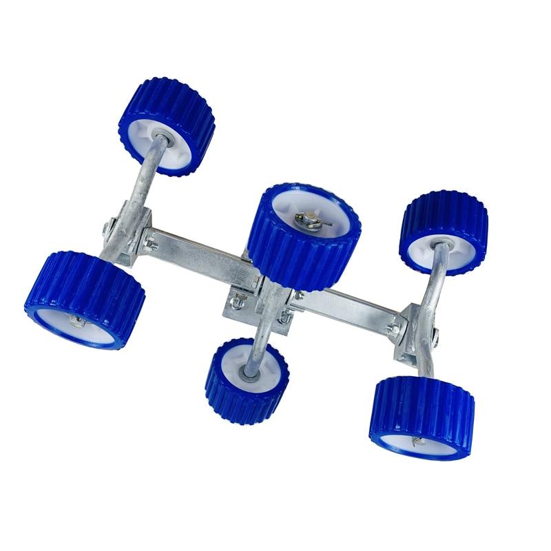 EgoTrailer BOAT TRAILER WOBBLE ROLLERS. kits 5