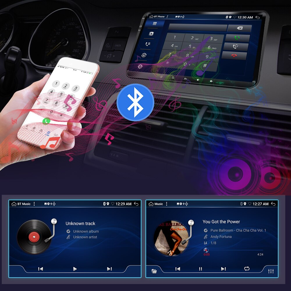 Eunavi 2 Din Android Car Radio DVD GPS Player For VW Passat CC Polo GOLF 5 6 Touran EOS T5 Sharan Jetta Tiguan multimedia Player