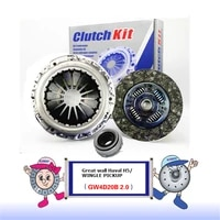 gw38222530 for great wall wingle 5 gw4d20 2 0t original clutch disc clutch plate bearing clutch kit set three pcs set