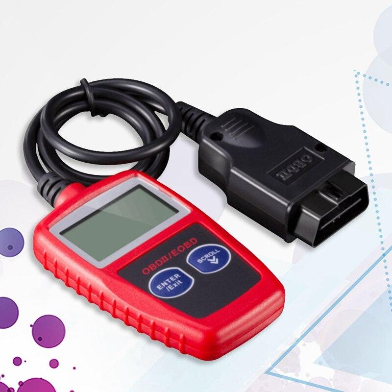 Многофункциональный автомобильный диагностический инструмент сканер штрих-кодов автоматический код чтения данных сканирующий тестер тра...