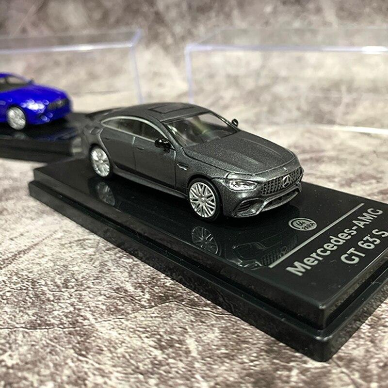Коллекционная модель автомобиля AMG GT 63S, Коллекционная модель автомобиля AMG GT 63S, Коллекционная модель автомобиля 1/64