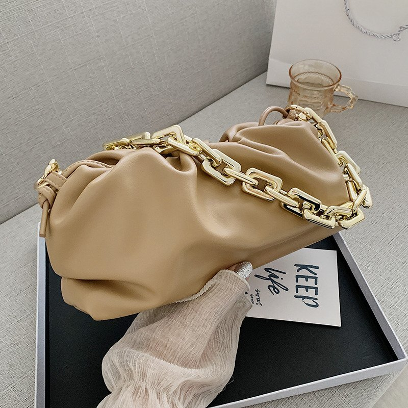 Hand Bags For Women Cloud bag Soft Leather Hobo Bag Single Shoulder Purse Women Crossbody Bag Luxury Handbag And Purse Clutches