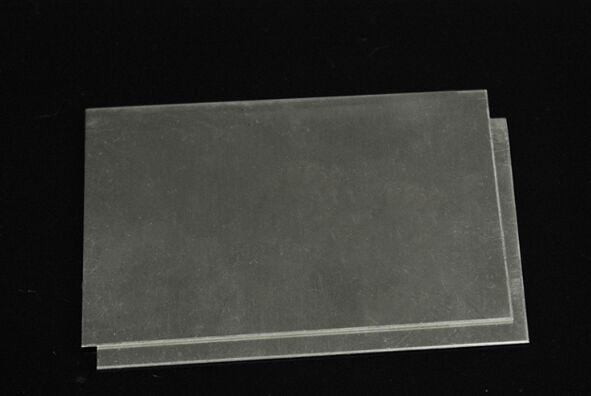 真鍮プレートシート箔ストリップ銅-ニッケル白銅 Argentan 18 Ni Tutenag 100 × 100 × 0.8/1 /1.5/2/3 ミリメートル